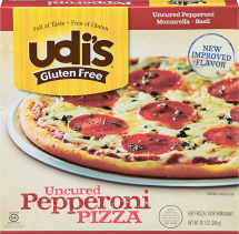 Udi's Pizza product image.