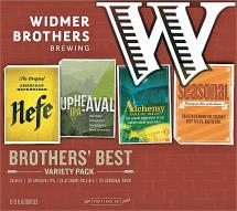 Widmer Brews product image.