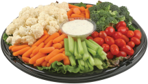Vegetable Tray product image.