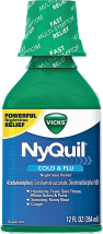 NyQuil or DayQuil product image.