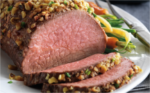 Boneless Beef Eye of Round Roast product image.