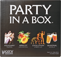 Wasatch  144 oz. Select Varieties Seasonal (Party) product image.