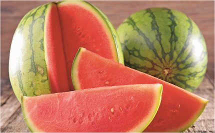 Whole Seedless Watermelon product image.