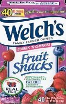 Fruit Snacks product image.