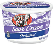 Sour Cream or Cottage Cheese product image.