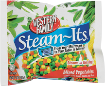 Western Family 12-16 oz. Select Varieties Vegetables product image.