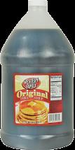 Western Family 128 oz. Syrup or 112 oz. Pancake Mix product image.