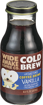 Wide Awake  9.5 oz. Select Varieties RTD Coffee product image.