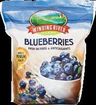 Winding River 64 oz. Select Varieties Frozen Fruit product image.