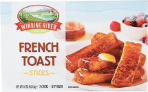 Winding River Farms 16 oz. Select Varieties French Toast product image.