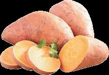 Fresh Yams product image.