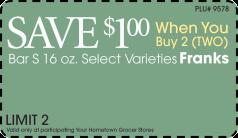 99¢-50¢ Savings product image.