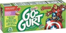 Yoplait 8 ct. Select Varieties Go-Gurt product image.