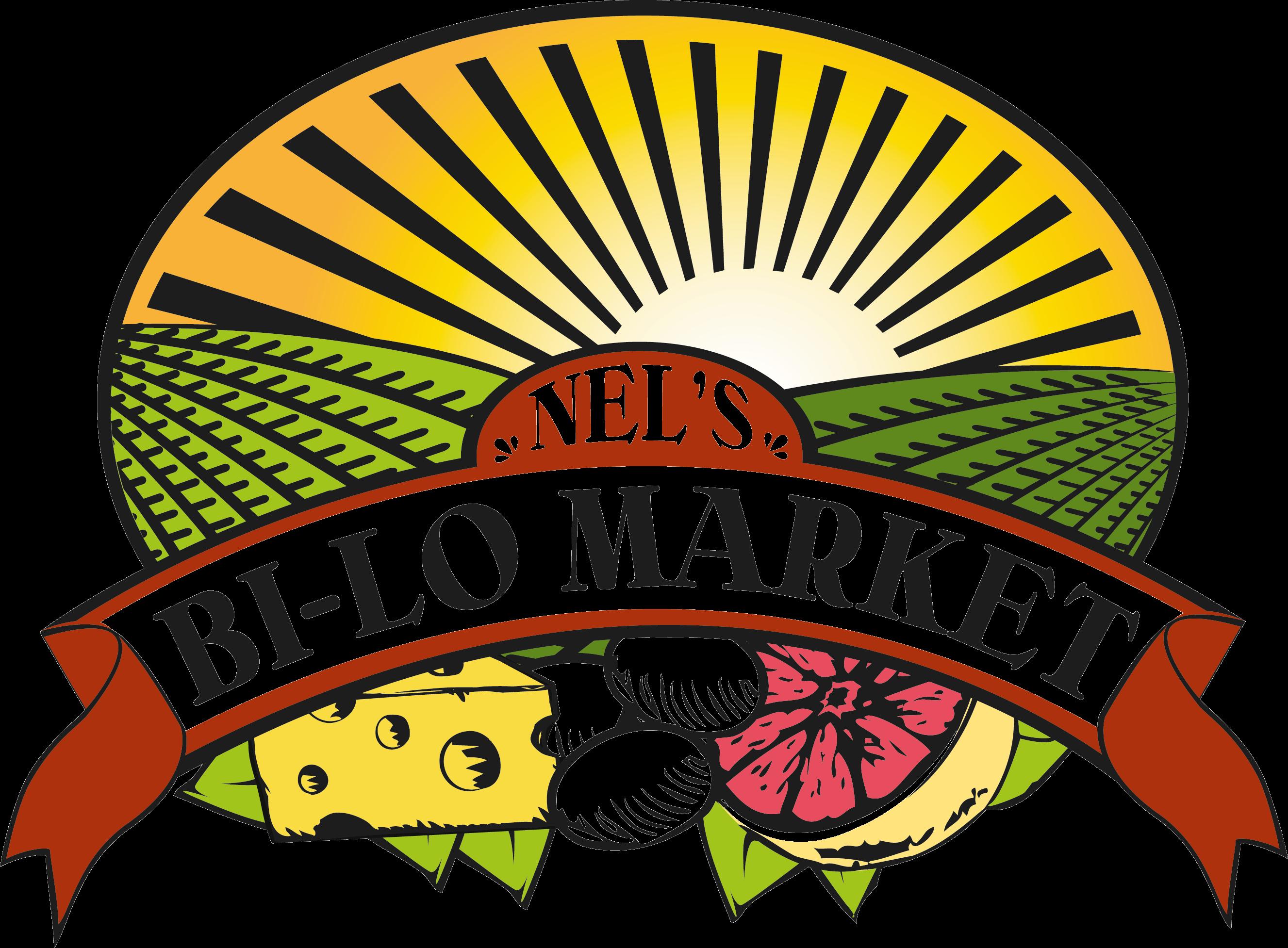 Nel's Bi-Lo  logo.
