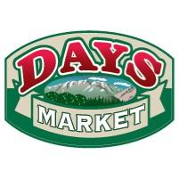 Days Market- Provo logo.