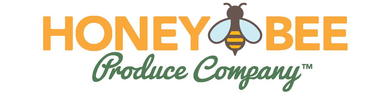 Honeybee Produce Co. logo.